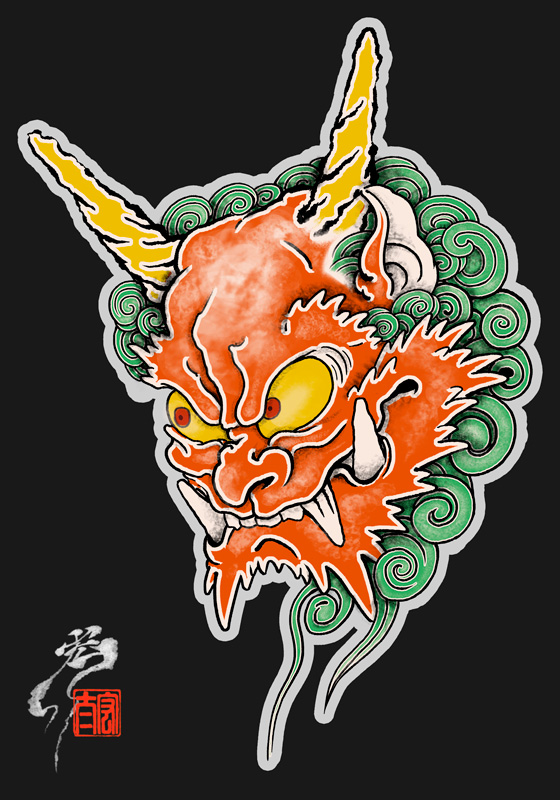 oni_sticker