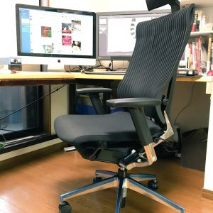 [:en]I bought Spina chair. This is a comfortable chir.[:ja]イトーキのスピーナチェアを買った。結論、最高。[:]