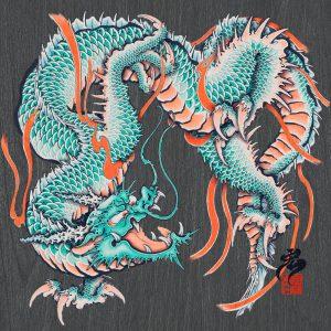 [:en]Digi-UKIYOE dragon[:ja]デジ浮世絵『龍図』[:]